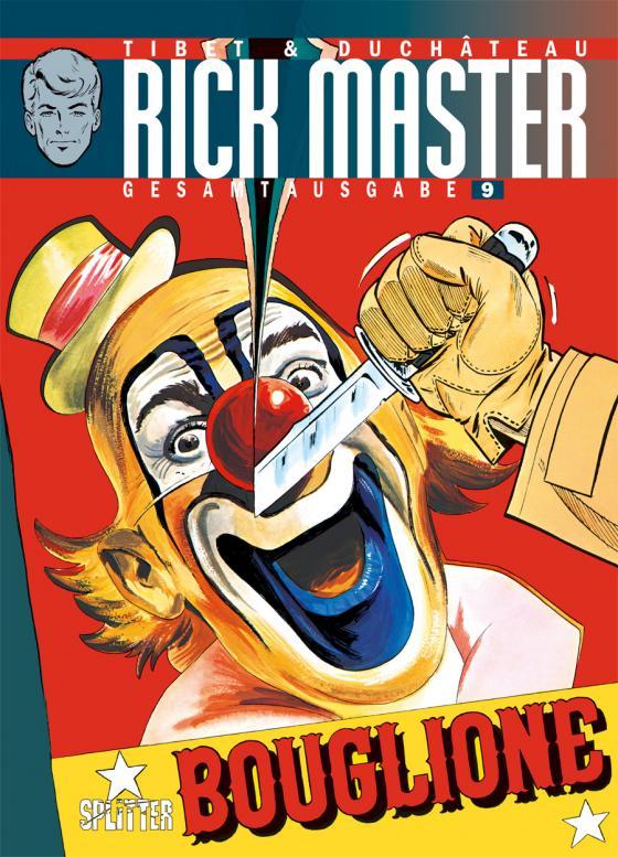 Cover-Bild Rick Master Gesamtausgabe. Band 9