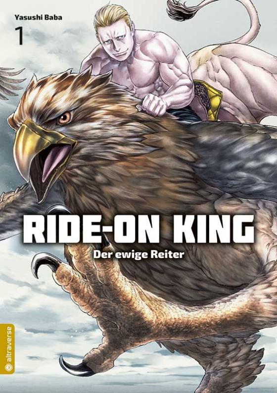 Cover-Bild Ride-On King 01