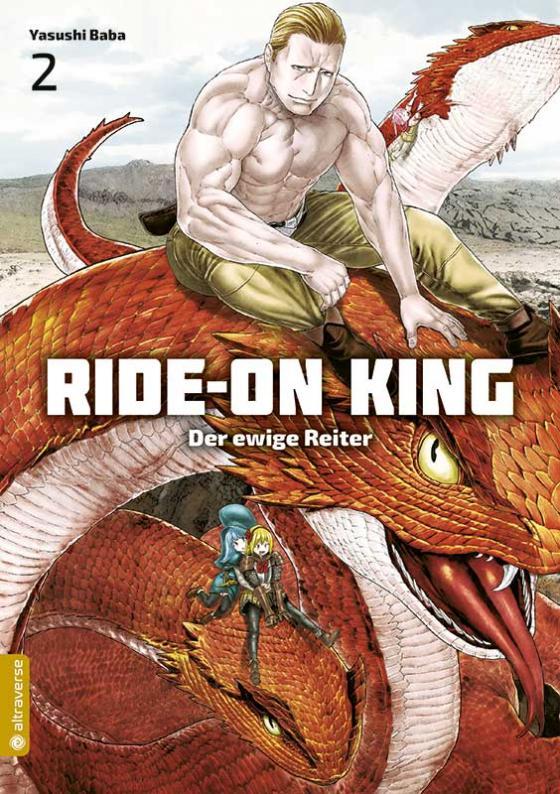 Cover-Bild Ride-On King 02