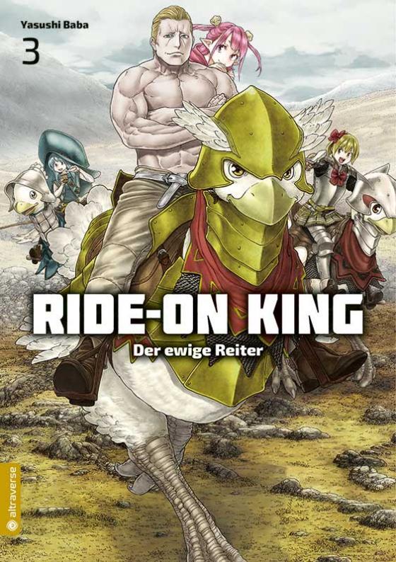 Cover-Bild Ride-On King 03