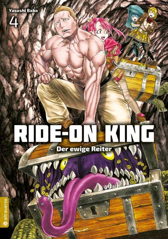 Cover-Bild Ride-On King 04