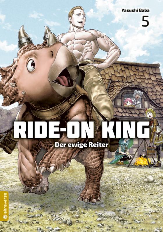Cover-Bild Ride-On King 05