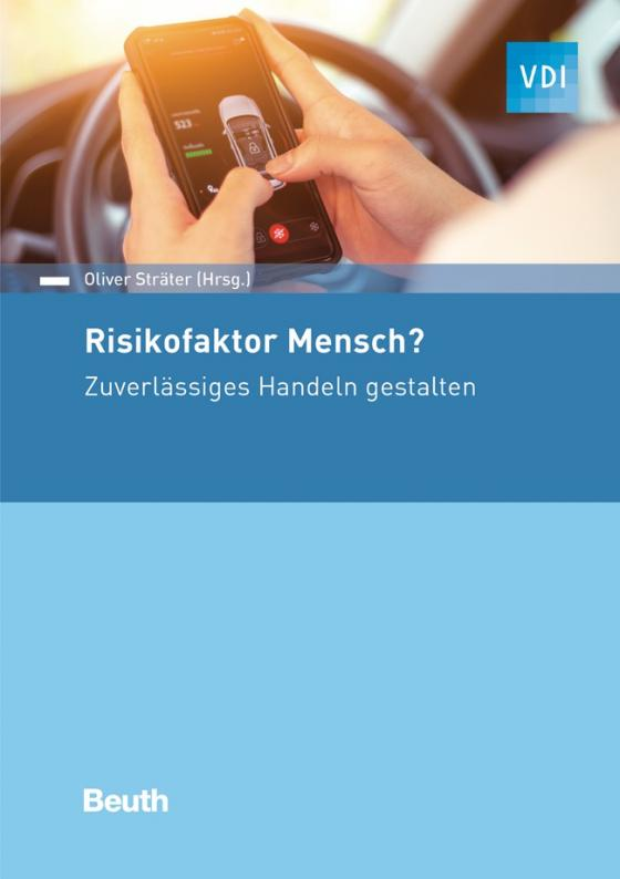 Cover-Bild Risikofaktor Mensch?