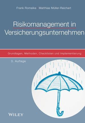 Cover-Bild Risikomanagement in Versicherungsunternehmen