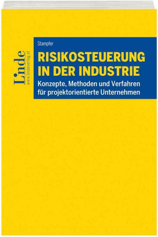 Cover-Bild Risikosteuerung in der Industrie