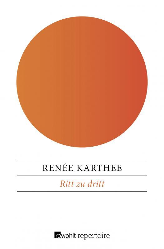 Cover-Bild Ritt zu dritt