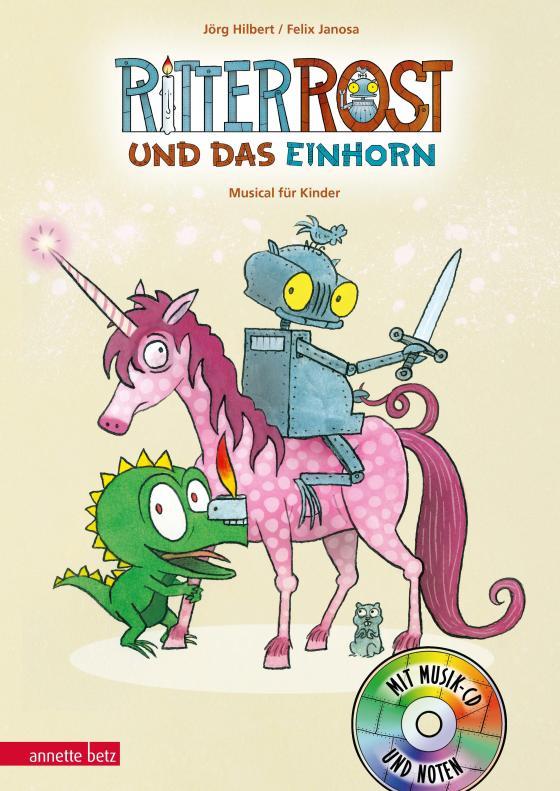 Cover-Bild Ritter Rost und das Einhorn