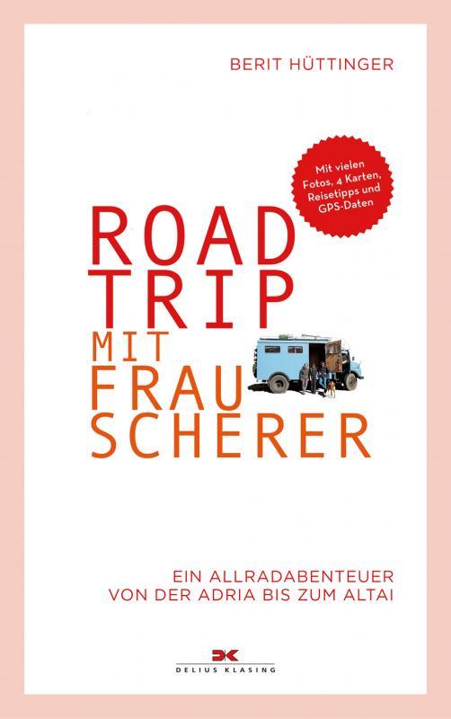 Cover-Bild Roadtrip mit Frau Scherer