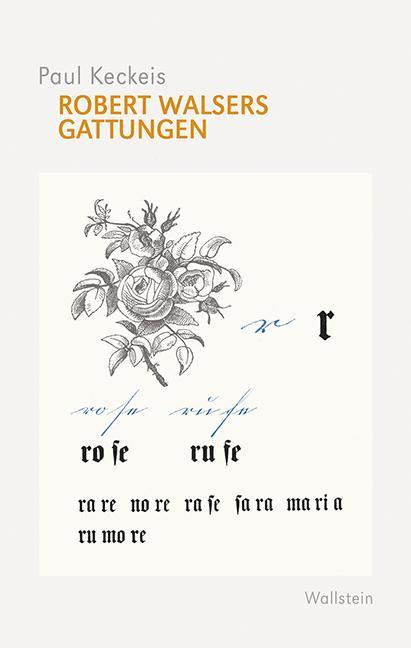 Cover-Bild Robert Walsers Gattungen