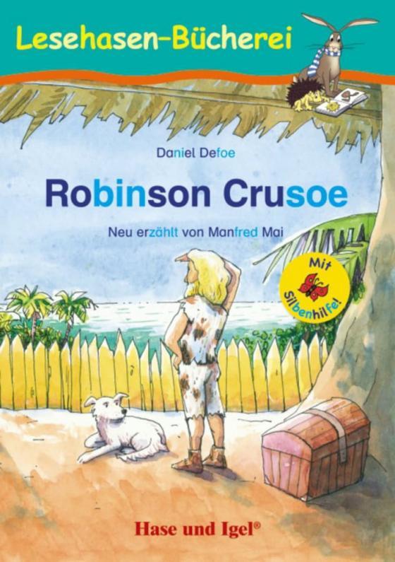 Cover-Bild Robinson Crusoe / Silbenhilfe