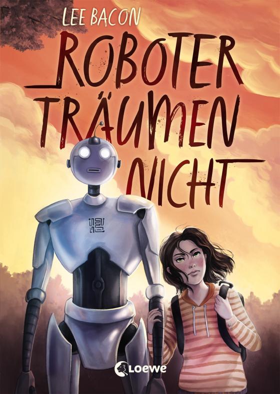 Cover-Bild Roboter träumen nicht