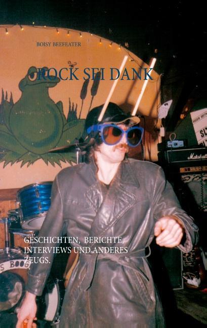 Cover-Bild Rock sei dank