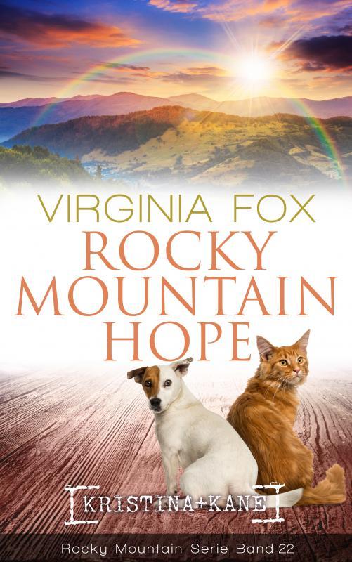 Cover-Bild Rocky Mountain Hope