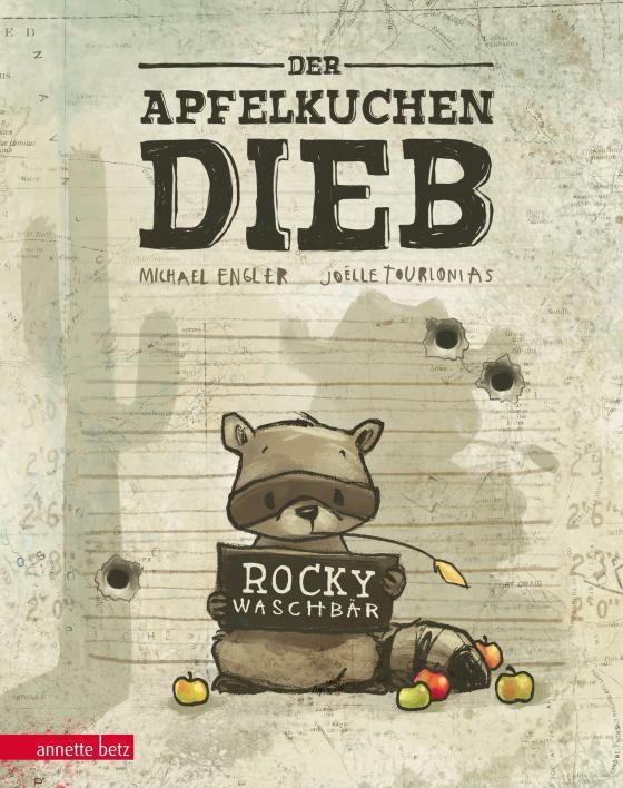 Cover-Bild Rocky Waschbär