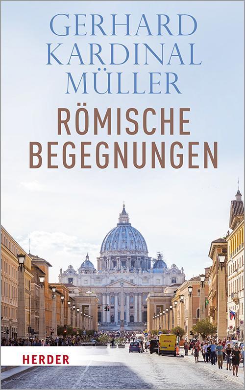 Cover-Bild Römische Begegnungen