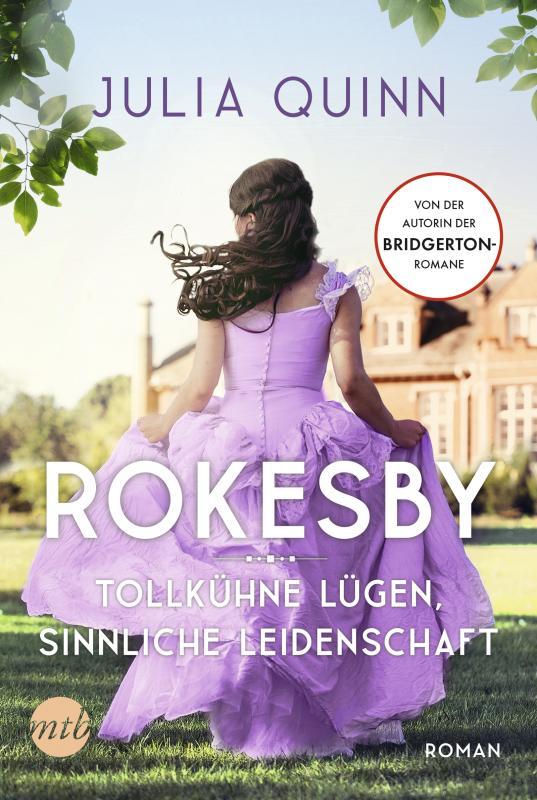 Cover-Bild Rokesby - Tollkühne Lügen, sinnliche Leidenschaft