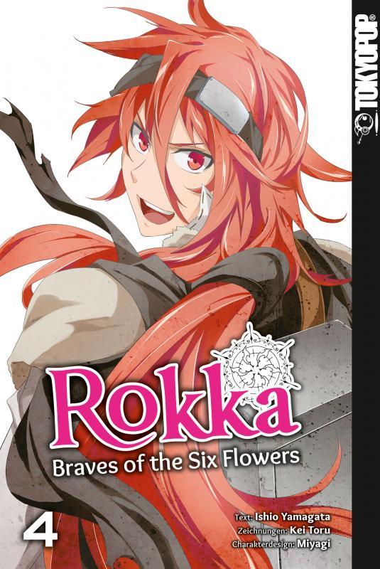 Cover-Bild Rokka - Braves of the Six Flowers 04