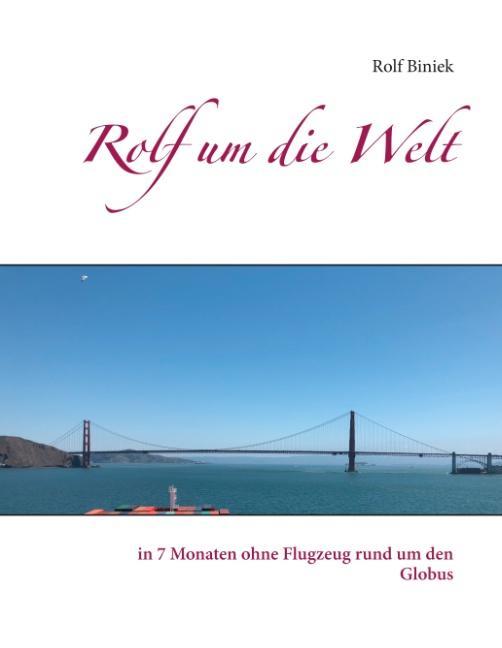 Cover-Bild Rolf um die Welt