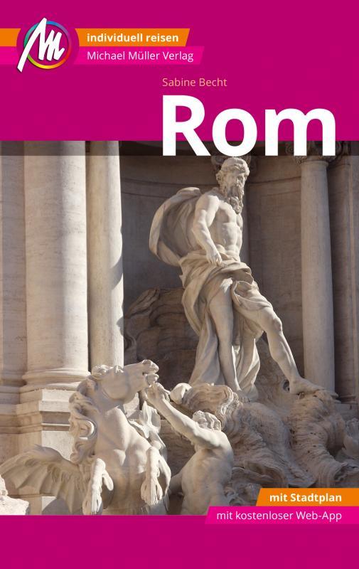 Cover-Bild Rom MM-City Reiseführer Michael Müller Verlag