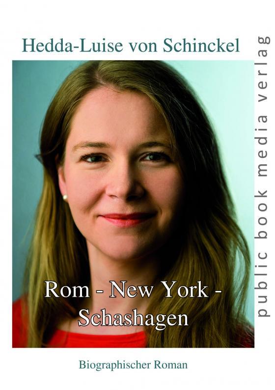 Cover-Bild Rom - New York - Schashagen