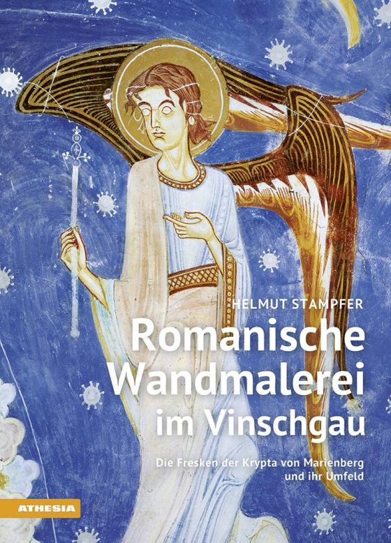 Cover-Bild Romanische Wandmalerei im Vinschgau