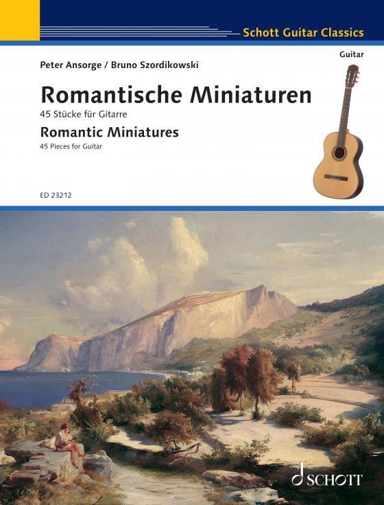 Cover-Bild Romantic Miniatures
