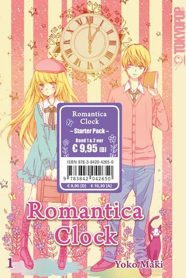 Cover-Bild Romantica Clock Starter Pack