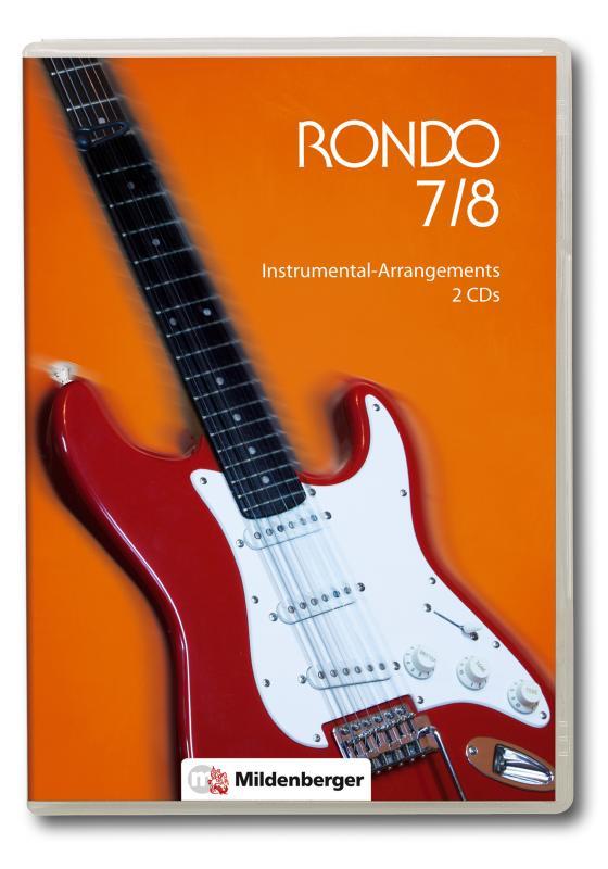 Cover-Bild RONDO 7/8 – Instrumental-Arrangements · Neubearbeitung