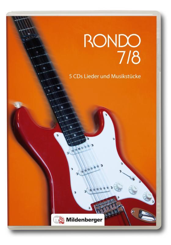 Cover-Bild RONDO 7/8 – Lieder und Musikstücke · Neubearbeitung