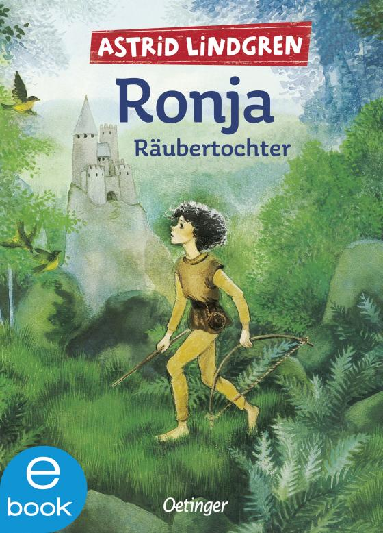 Cover-Bild Ronja Räubertochter