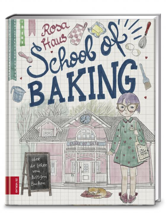 Cover-Bild Rosa Haus – School of baking