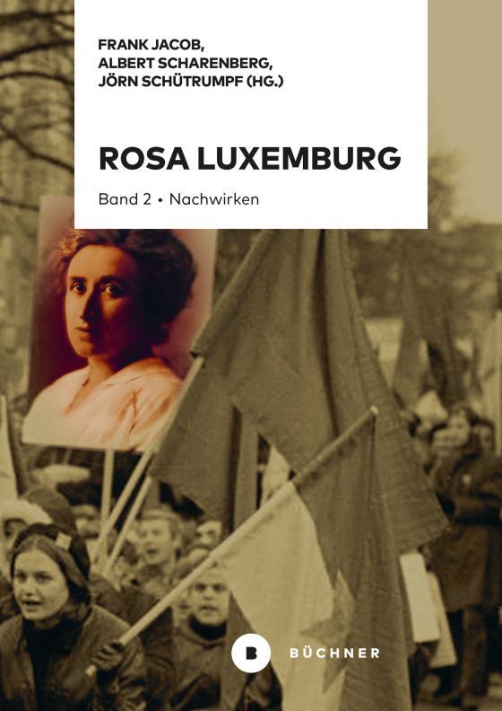 Cover-Bild Rosa Luxemburg
