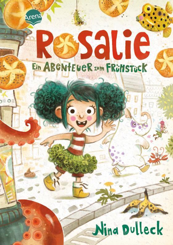 Cover-Bild Rosalie. Ein Abenteuer zum Frühstück