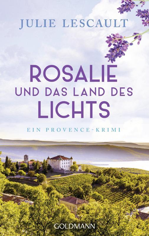 Cover-Bild Rosalie und das Land des Lichts