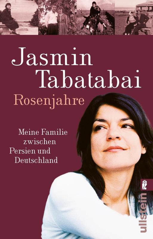 Cover-Bild Rosenjahre