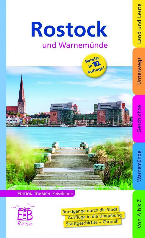 Cover-Bild Rostock und Warnemünde