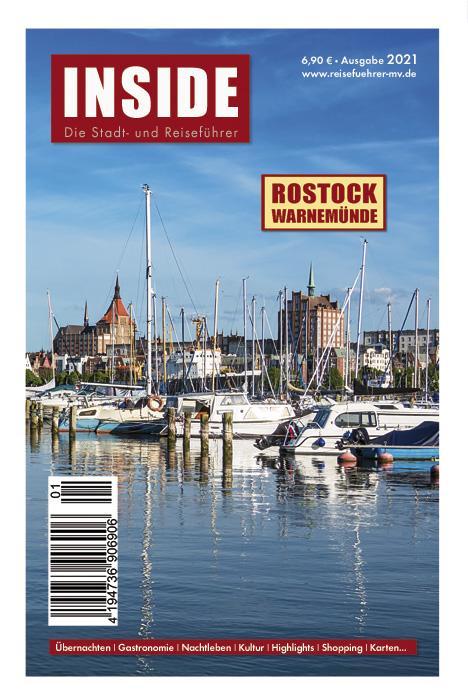 Cover-Bild Rostock-Warnemünde INSIDE