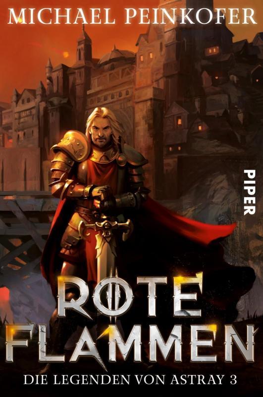 Cover-Bild Rote Flammen
