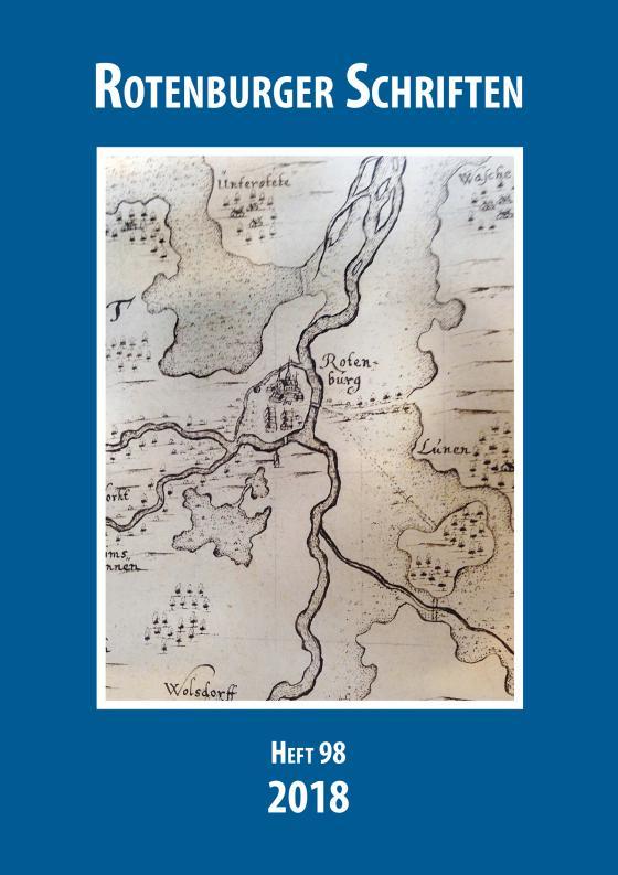 Cover-Bild Rotenburger Schriften