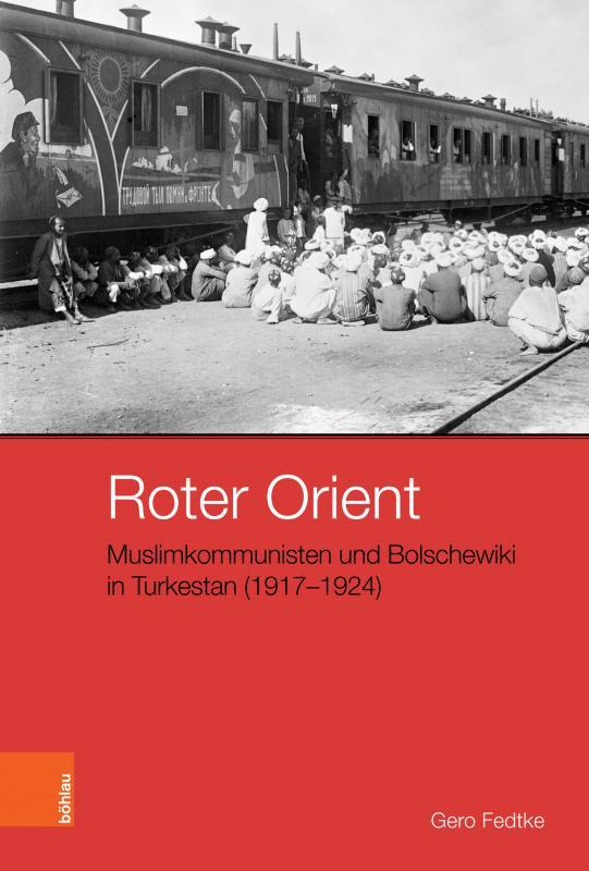 Cover-Bild Roter Orient