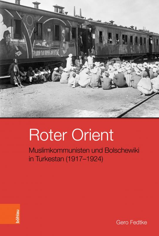 Cover-Bild Roter Orient
