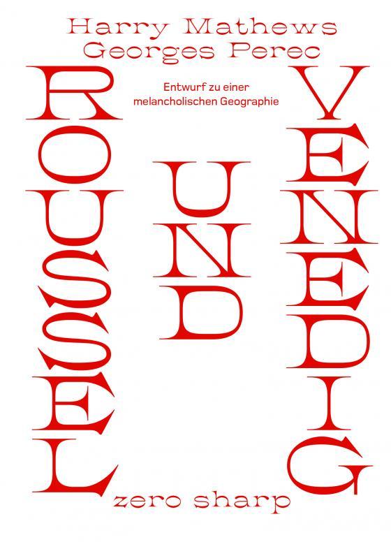 Cover-Bild Roussel und Venedig