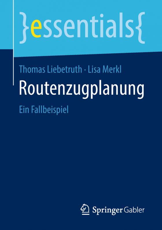 Cover-Bild Routenzugplanung