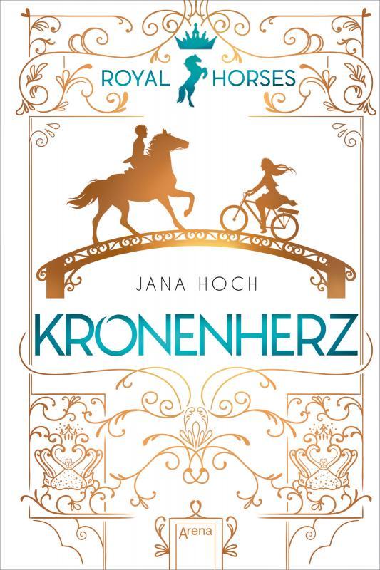 Cover-Bild Royal Horses (1). Kronenherz