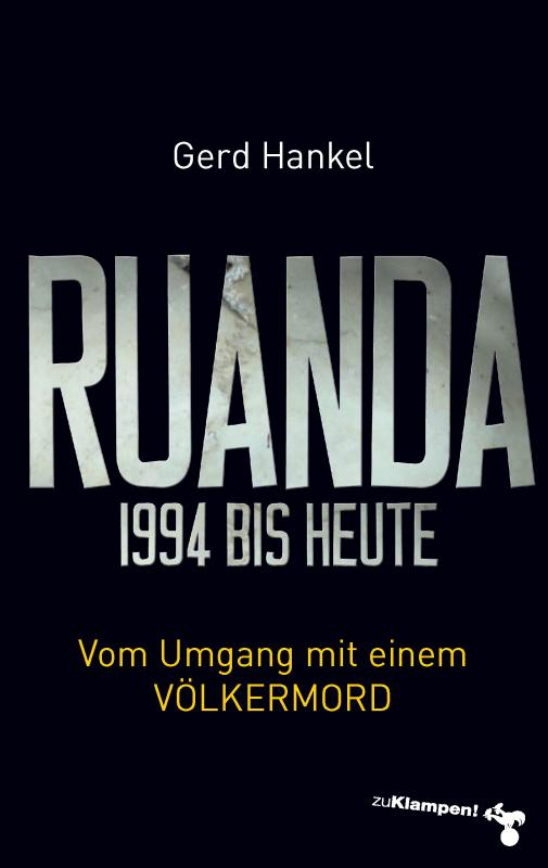 Cover-Bild Ruanda 1994 bis heute