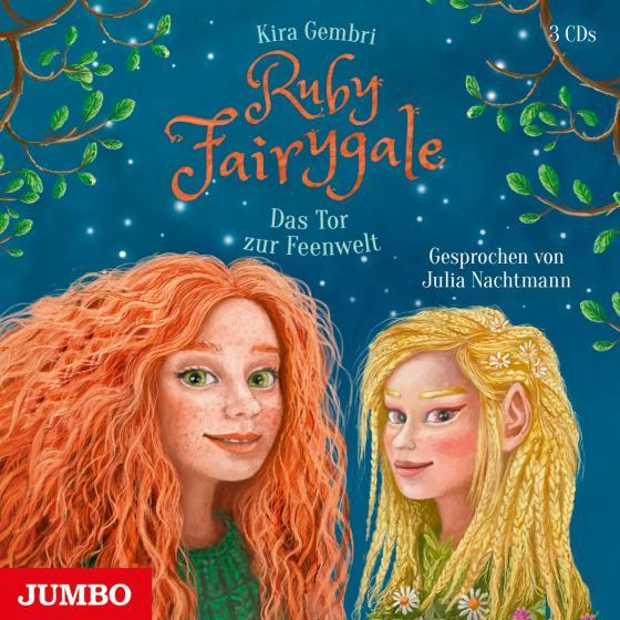 Cover-Bild Ruby Fairygale. Das Tor zur Feenwelt
