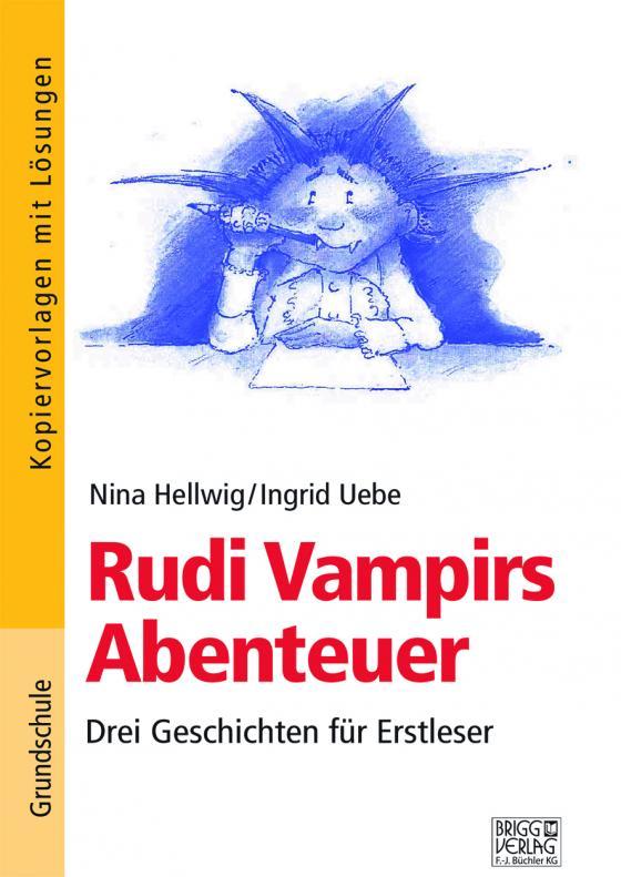Cover-Bild Rudi Vampirs Abenteuer