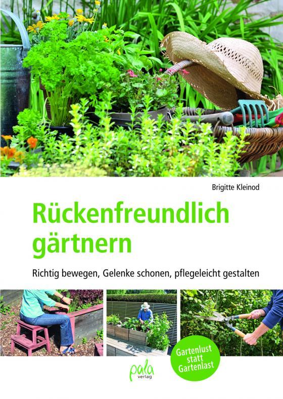 Cover-Bild Rückenfreundlich gärtnern