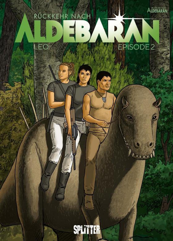 Cover-Bild Rückkehr nach Aldebaran. Band 2