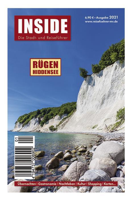 Cover-Bild Rügen-Hiddensee INSIDE